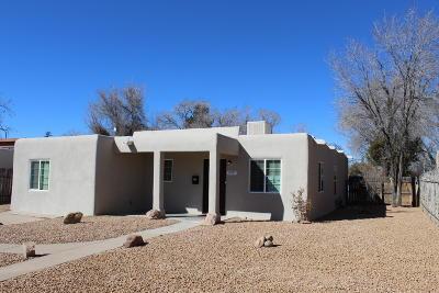 Santa Fe Single Family Home For Sale: 1937 Otowi Drive