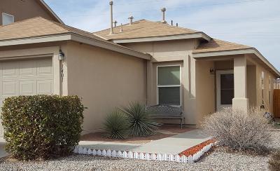 Albuquerque Single Family Home For Sale: 1401 Casa Florida Place NW