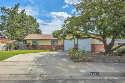 Albuquerque Single Family Home For Sale: 9108 Atkinson Place NE