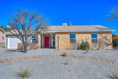 Rio Rancho Single Family Home For Sale: 488 Stallion Road SE