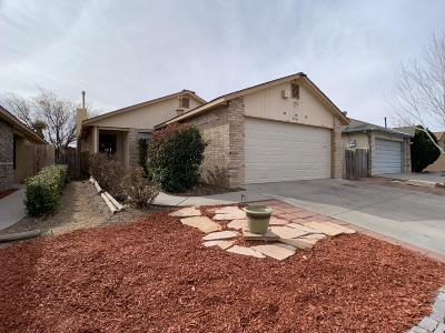 Bernalillo County Single Family Home For Sale: 6516 Carney Avenue NW