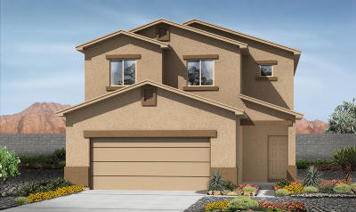 Rio Rancho Single Family Home For Sale: 5933 Sandoval Court NE
