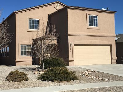 Rio Rancho Single Family Home For Sale: 2945 Wilder Loop NE