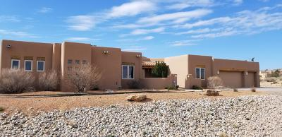 Rio Rancho Single Family Home For Sale: 4508 Huron Drive