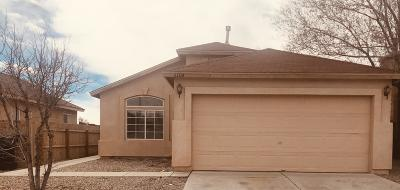 Albuquerque Single Family Home For Sale: 6104 Full Moon Avenue NW