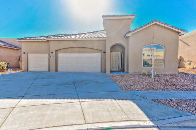 Rio Rancho Single Family Home For Sale: 2721 Redondo Santa Fe Loop NE