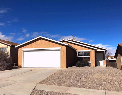 Albuquerque Single Family Home For Sale: 11219 King Rail Road SW