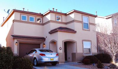 Albuquerque Single Family Home For Sale: 2935 Payton Trail SW