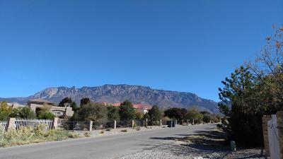 Albuquerque Residential Lots & Land For Sale: 10104 San Bernardino Drive NE