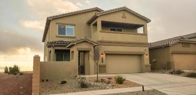 Albuquerque NM Single Family Home For Sale: $274,000