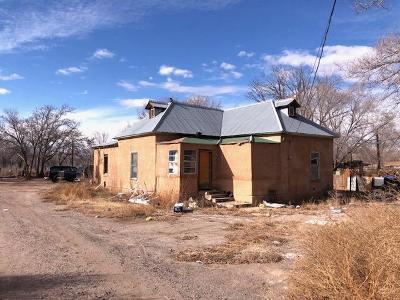 Albuquerque Single Family Home For Sale: 6981 Isleta Boulevard SW