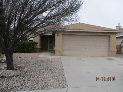 Albuquerque Single Family Home For Sale: 10219 Country Meadows Drive NW
