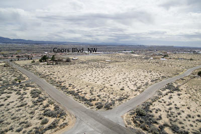 Albuquerque Residential Lots & Land For Sale: Calle Redonda NW