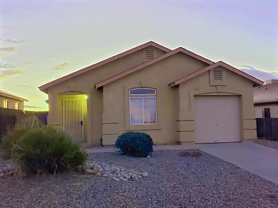 Albuquerque Single Family Home For Sale: 1520 Quiet Desert Drive SW