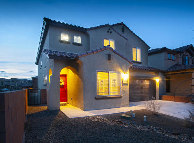 Rio Rancho Single Family Home For Sale: 147 El Valle Court NE