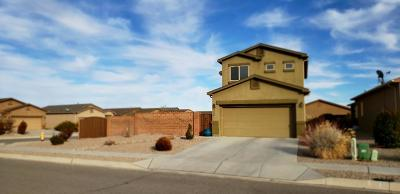 Rio Rancho Single Family Home For Sale: 2720 Moon Shadow Place NE