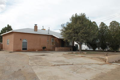 Albuquerque Single Family Home For Sale: 314 Clark Road SW