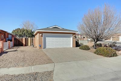 Albuquerque Single Family Home For Sale: 501 Mayfair Place SW