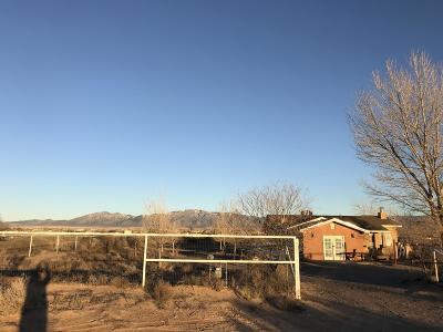 Valencia County Single Family Home For Sale: 26 Rio Abajo Drive