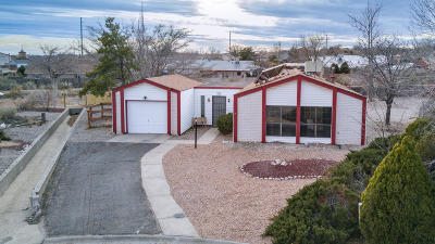 Rio Rancho Single Family Home For Sale: 1450 Brierwood Court SE