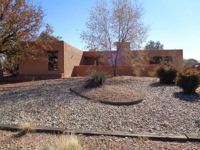 Valencia County Single Family Home For Sale: 345 Gorman Avenue