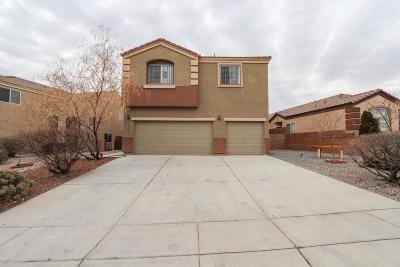 Albuquerque Single Family Home For Sale: 1035 Marapi Street NW