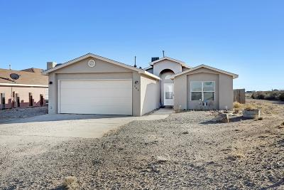 Rio Rancho Single Family Home For Sale: 500 10th Avenue NE