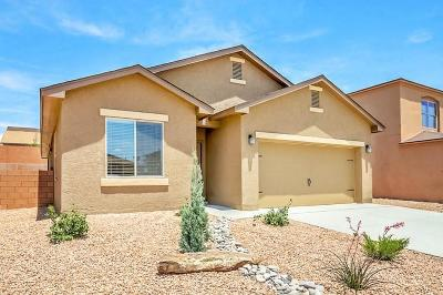 Albuquerque Single Family Home For Sale: 2919 Rio Maule Drive SW