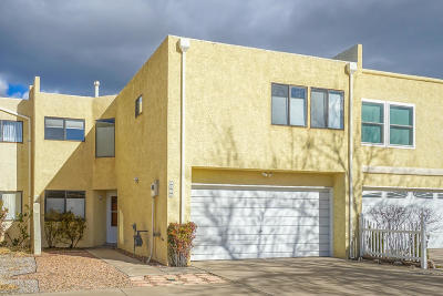 Albuquerque Single Family Home For Sale: 5408 Overlook Drive