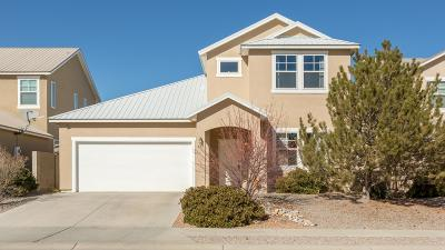Albuquerque, Rio Rancho Single Family Home For Sale: 450 Minturn Loop NE