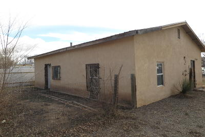 Los Lunas Single Family Home For Sale: 135 Trujillo Street NE