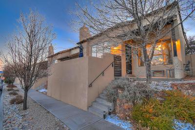 Albuquerque Single Family Home For Sale: 5128 Sevilla Avenue NW