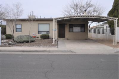 Albuquerque Single Family Home For Sale: 2707 Monroe Street NE