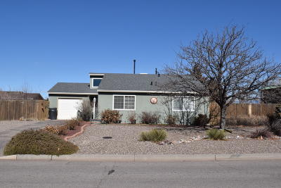 Rio Rancho Single Family Home For Sale: 190 Pecos Loop SE