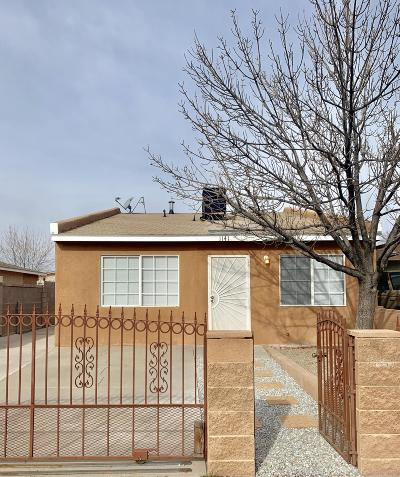 Bernalillo Single Family Home For Sale: 1141 Calle Mesquite