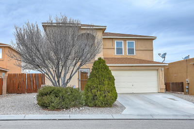 Albuquerque Single Family Home For Sale: 12015 Flat Rock Court NW