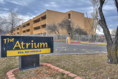 Attached For Sale: 4200 Montgomery Boulevard NE #114