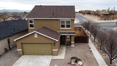 Albuquerque Single Family Home For Sale: 6036 Park South Place