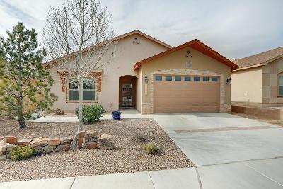 Single Family Home For Sale: 11005 Del Carmen Street NW