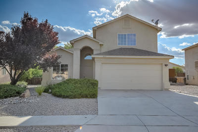 Rio Rancho Single Family Home For Sale: 3013 Pagosa Meadows Drive NE