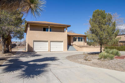 Rio Rancho Single Family Home For Sale: 1417 33rd Circle SE