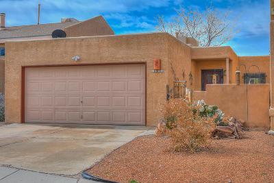 Albuquerque Attached For Sale: 5433 Overlook Drive NE