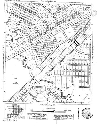 Rio Rancho Residential Lots & Land For Sale: Eucalyptus (L3 B54 U17) NE