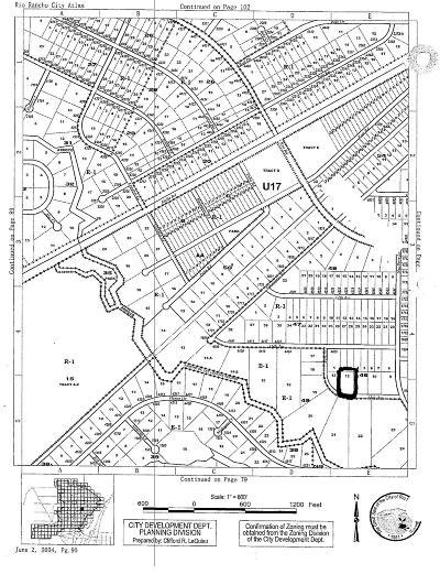 Rio Rancho Residential Lots & Land For Sale: 4615 15th (L12 B46 U17) Avenue NE