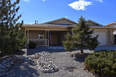 Rio Rancho Single Family Home For Sale: 2836 Mesa Road SE