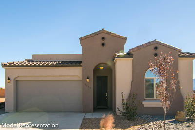 Rio Rancho Single Family Home For Sale: 4101 Mountain Trail Loop