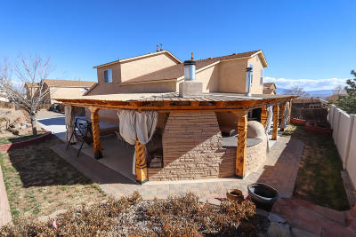 Albuquerque Single Family Home For Sale: 11132 Starling Road SW
