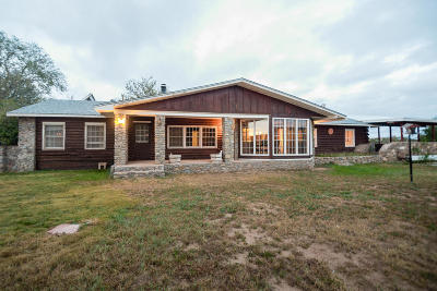 Tijeras, Cedar Crest, Sandia Park, Edgewood, Moriarty, Stanley Single Family Home For Sale: 14 Log Cabin Lane