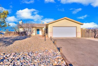 Rio Rancho Single Family Home For Sale: 761 Pecos Loop SE