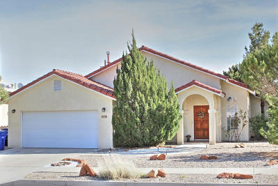 Albuquerque Single Family Home For Sale: 6320 Pima Place